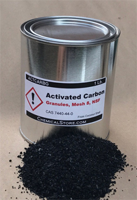 Activated Carbon, Granules