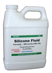 Silicone Fluid, 350 Cst