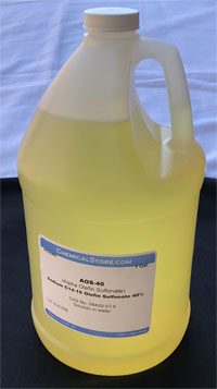 Sodium C14-16 Olefin Sulfonate 40% solution