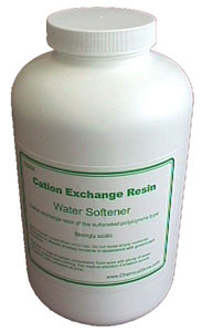 Cation Exchange Resin - Strongly Acidic