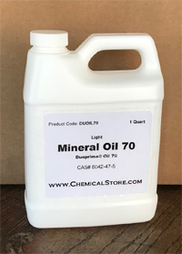 Heavy Mineral Oil NF, USP, FCC, Kosher