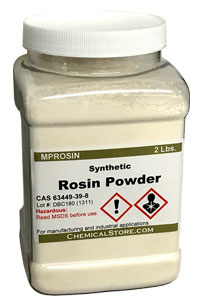 Rosin Powder (Grip improving, Flame retardant)