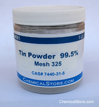 Tin Powder, 99.5%+