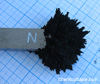 Black Magnetic Powder